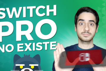Nintendo Switch Pro NO existe