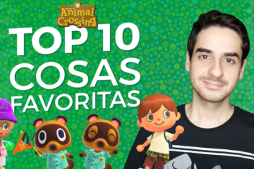 TOP 10 Mis cosas favoritas de Animal Crossing