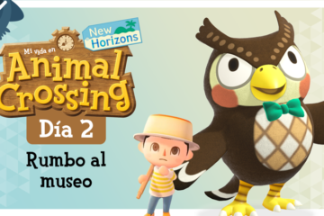 Mi vida en Animal Crossing New Horizons: Día 2