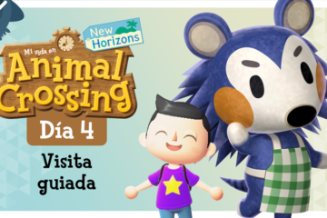 Mi vida en Animal Crossing New Horizons: Día 4