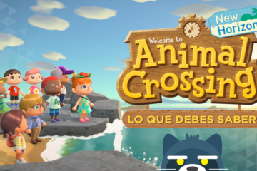 Lo que debes saber de Animal Crossing New Horizons para Nintendo Switch
