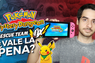 Vale la pena Pokémon Mystery Dungeon Rescue Team DX para Nintendo Switch
