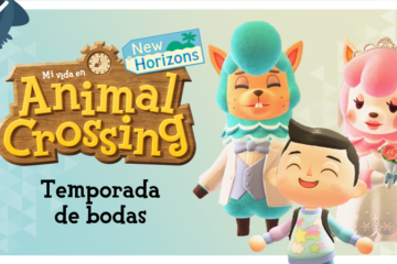 Mi vida en Animal Crossing New Horizons: Temporada de bodas