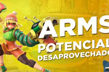 ARMS en Nintendo Switch: Potencial desaprovechado