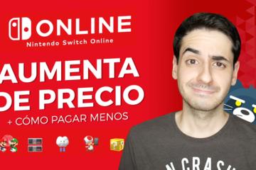 Nintendo aumenta de precio Nintendo Switch Online en México