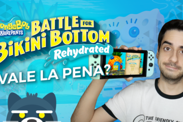 ¿Vale la pena Bob Esponja Battle for Bikini Bottom Rehydrated para Nintendo Switch?