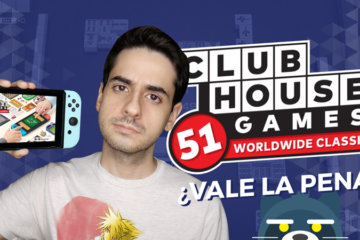 ¿Vale la pena Clubhouse Games para Nintendo Switch?