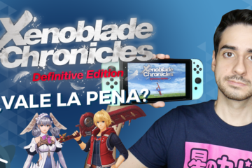 ¿Vale la pena Xenoblade Chronicles Definitive Edition?