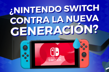 ¿Nintendo contra la nueva generación de consolas?