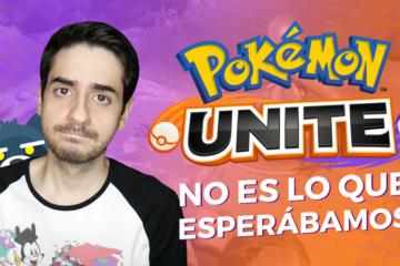 Pokémon Unite no es lo que esperábamos
