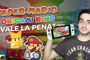 Vale la pena Paper Mario The Origami King para Nintendo Switch