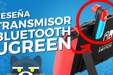 RESEÑA Transmisor Bluetooth para Nintendo Switch de UGREEN