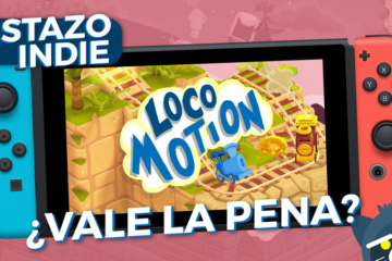 ¿Vale la pena Locomotion en Nintendo Switch? (Vistazo Indie)