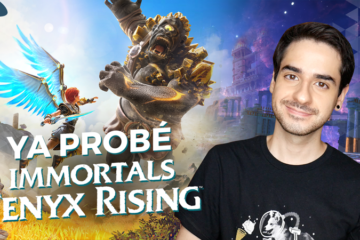 Vistazo previo: Immortals Fenyx Rising (Gameplay + Impresiones)