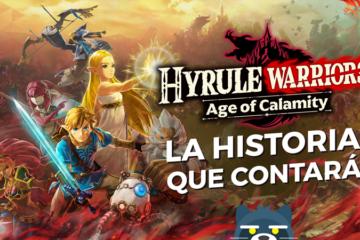 La historia que nos contará Hyrule Warriors Age of Calamity