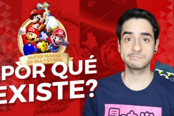¿Por qué existe Super Mario 3D All Stars?