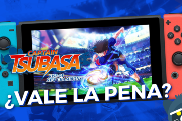 Vale la pena Captain Tsubasa Rise of New Champions en Nintendo Switch