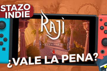¿Vale la pena Raji An Ancient Epic en Nintendo Switch?