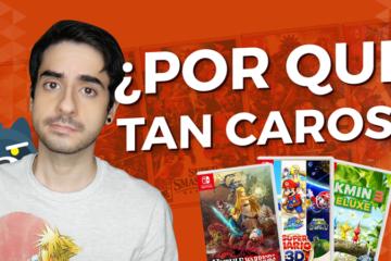 ¿Por qué los juegos de Nintendo son tan caros?