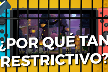 ¿Por qué Nintendo es tan restrictivo?