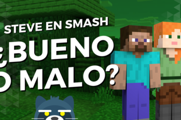 Steve de Minecraft en Smash: ¿Bueno o Malo?