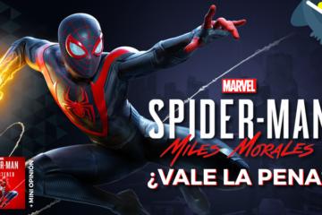 ¿Vale la pena Spider-Man Miles Morales en PlayStation 5?