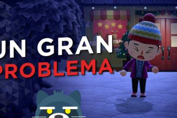 Animal Crossing tiene un GRAN problema