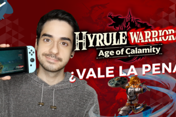 ¿Vale la pena Hyrule Warriors Age of Calamity para Nintendo Switch?