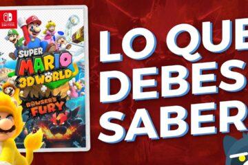 Lo que DEBES SABER antes de comprar Super Mario 3D World + Bowser's Fury