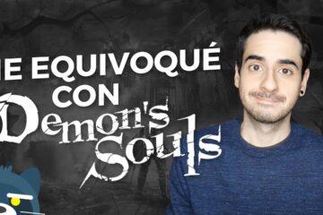 Me equivoqué con Demon's Souls