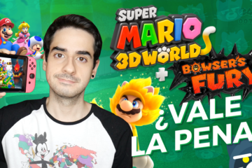 ¿Vale la pena Super Mario 3D World + Bowser's Fury?