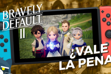 ¿Vale la pena Bravely Default 2 para Nintendo Switch?