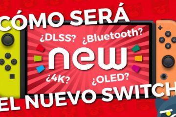 ¿Cómo será el (posible) NUEVO Nintendo Switch?
