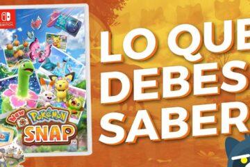 New Pokémon Snap: Lo que DEBES SABER antes de comprar