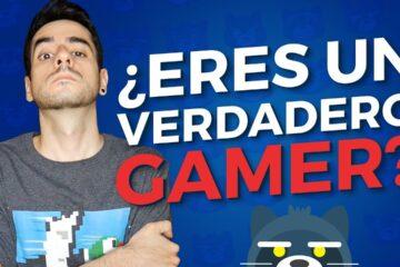 ¿Eres un VERDADERO GAMER?