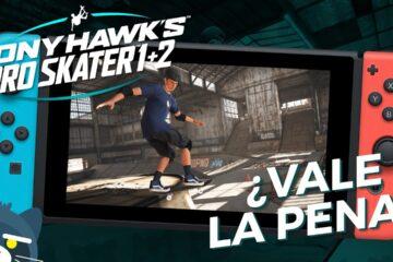 ¿Vale la pena Tony Hawk's Pro Skater 1+2 en Nintendo Switch?