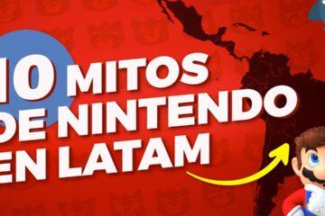 10 MITOS de Nintendo en Latinoamérica