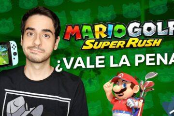 ¿Vale la pena Mario Golf Super Rush para Nintendo Switch? (Reseña)